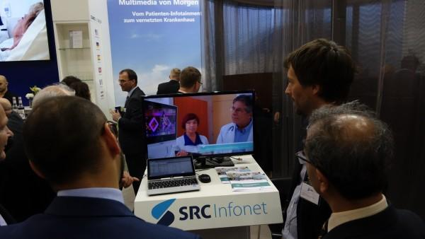 SRC Attends MEDICA Trade Fair