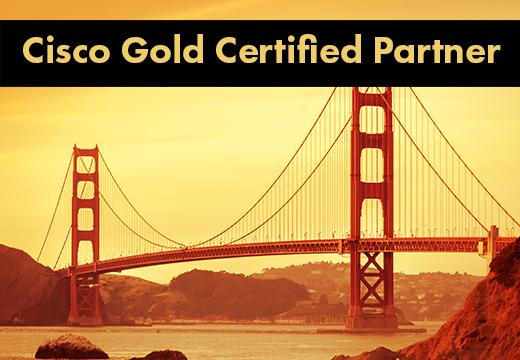 SRC a Cisco Gold Certified Partner